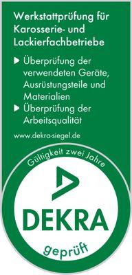 Autowerkstatt kfz-werkstatt Stuttgart DEKRA Zertifikat